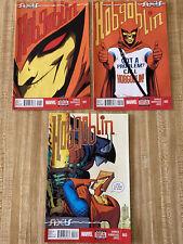 AXIS Hobgoblin #1 - #3 by Kevin Shinick Javier Rodriguez (2014, Marvel)