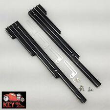 Small Block Chevy Finned Black Aluminum Wire Loom Sbc 327 350 400 305 307 283