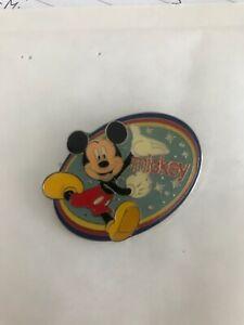 Disney Pins UK Oval Mickey