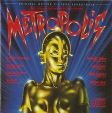 CD-Various-Metropolis (Original Motion Picture Soundtrack) - a545-RAR