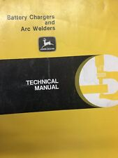 Battery Chargers And Arc Welders Technical Manual