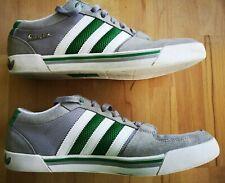 Adidas Vespa Sneaker--grau/grün--US 10,5/UK10---gebraucht guter Zustand---KULT!