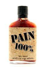 """Original Juan """"PAIN 100%"""" Hot Chilli Sauce"""
