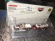 Dale Earnhardt Jr. 2/20/05 Action 1:64 Car, Crew Cab &,Open Trailer Brookfield