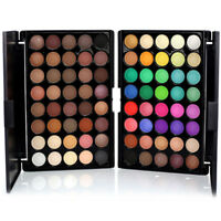 40Color Pro Eyeshadow Cream Eye Shadow Makeup Cosmetic Matte Palette Shimmer US