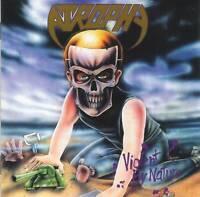 ATROPHY - VIOLENT BY NATURE (1990) Thrash Speed Metal CD Jewel Case+FREE GIFT
