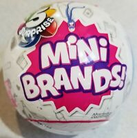 Zuru - 5 Surprise Mini Brands - One Sealed Ball - Series 1