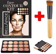 15 Shades Colour Concealer Contour Makeup Palette Kit Make Up Set, Palette #1 UK