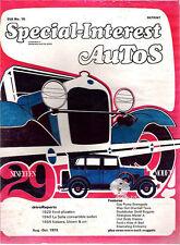 Vierteljährliche Zeitschriften über Auto und Motorrad