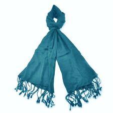 Écharpes et châles vintage bleu