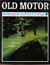 Old Motor Mar 1967 Vol 5 No 6 Aston Martin Pierce Arrow Bentall Foden Dodge +