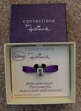 Stainless Steel Mickey Mouse Bead/Charm NIB