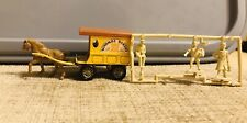 LLEDO - Windmill Bakery - DG3 1910 Horse Drawn Delivery Van + FIGURES