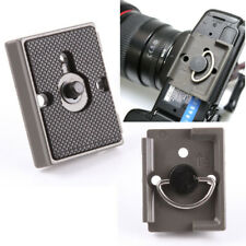 For Manfrotto 200PL-14 496 486 804 RC2 Camera Tripod Quick Release QR Plate TR