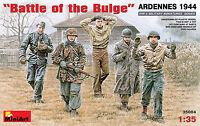 Kit Modélisme MIN35084 - Miniart 1:3 5 - Battle Of The Bulge, Ardennes 1944