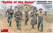 MODEL KIT MIN35084 - Miniart 1:35 - Battle of the Bulge, Ardennes 1944