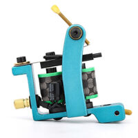 Coil Tattoo Gun Alloy Frame Tattoo Machine Tattoo Guns Set for Liner and Shader