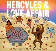 Hercules & Love Affair - The Feast of the Broken Heart - CD