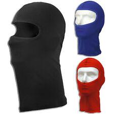 1 Hole Facemask Face Mask Beanies Caps Tactical Balaclava Military Ski Biker