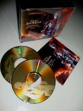 MICHAEL JACKSON HISTORY GOLDPRESSUNG LIMITIERT PERSÖNLICHE BOTSCHAFT  2 CD (YZ)