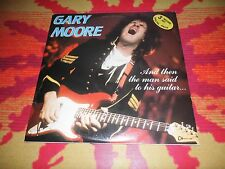 ♫♫♫ Gary Moore - And then the man said to his guitar... * 3LP Set ♫♫♫
