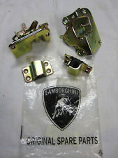 Lamborghini Countach Door locks latch catch left + right with Strikers