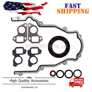 Timing Cover Gasket Fit For Buick GMC Chevrolet 4.8L 5.3L 5.7L 6.0L 6.2L OHV