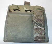 MTP CAMO COMMANDERS ADMIN POUCH POCKET - British Army Issue , NEW