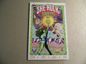 She Hulk Ceremony (Marvel 1989) Free Domestic Shipping