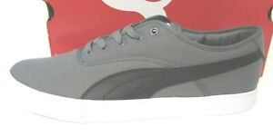 Puma Size 7.5 Gray Sneakers New Mens Shoes