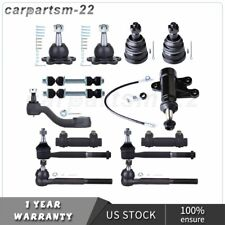 14 Pcs Suspension for 94-99 Chevrolet C1500 Suburban 5.7L 8Cyl V (-)(350)