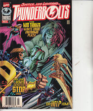 Thunderbolts-Issue 2-Marvel Comics  1997-Comic