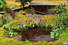 N14052 Noch HO/OO Scale Laser Cut Minis+ Water & Riverside Plants
