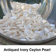 50 Square 2-Hole TILA Glass Beads 5mm Miyuki Choose Color NEW ARRIVALS!