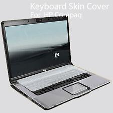 Silicone Keyboard Skin Cover For HP Compaq CQ610 Pavilion DV6900 Presario <LJ616
