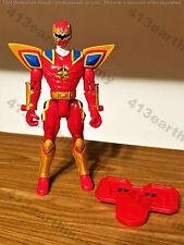 """Power Rangers Dino Thunder DX Mezodon Megazord  """"Triassic Ranger & Stand"""""""