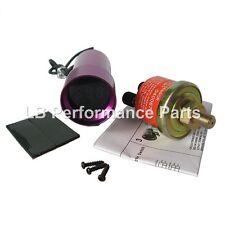 37mm - Compact Micro Digital Smoked Lens Oil Pressure Gauge Display Autogauge