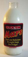 RETRO MILK BOTTLE UNIGATE 80s ADVERTISING MARS BAR - KITCHEN MEMORABILIA