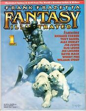 Frank Frazetta Fantasy Illustrated 1st Issue