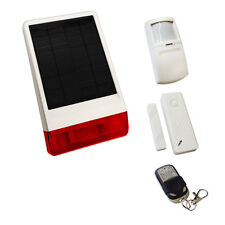 CastleGate Wireless Solar House Alarm Solution 2
