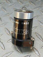 Clippard R432 Pneumatic 4-WAY Valve minimatic w/ gasket **FREE SHIPPING**