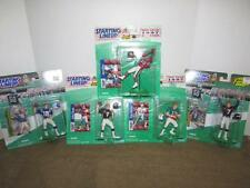 New 5 Starting LineUps Action Figures Football Elway  Rice  Manning  Marino New