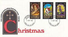 (91930) New Zealand FDC Christmas - Wanganui 6 October 1982