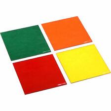 Cokin P Series Black & White - Yellow / Orange / Red / Green - Resin Filter Kit