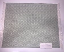 Threshold Woven Reversible Placemats Set of 4 Green and Cream Chevron NWT