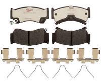 Disc Brake Pad Set-Element3 Hybrid Technology Front Raybestos EHT1273H