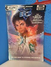 Michael Jackson As Captain EO 3D Comic