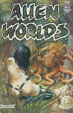 Alien Worlds #6 FN; Pacific | save on shipping - details inside