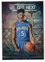 2018-19 Panini NBA Hoops Mo Bamba We Got Next Rookie Insert Card RC #6 Magic
