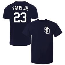 Fernando Tatis Jr T-Shirt Shirsey San Diego Padres MLB Soft Jersey #23 (S-2XL)